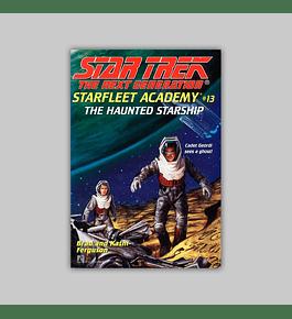 Star Trek the Next Generation: Starfleet Academy - the Haunted Starship 13