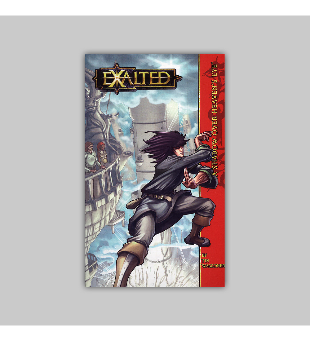 Exalted Vol. 05: A Shadow Over Heaven's Eye
