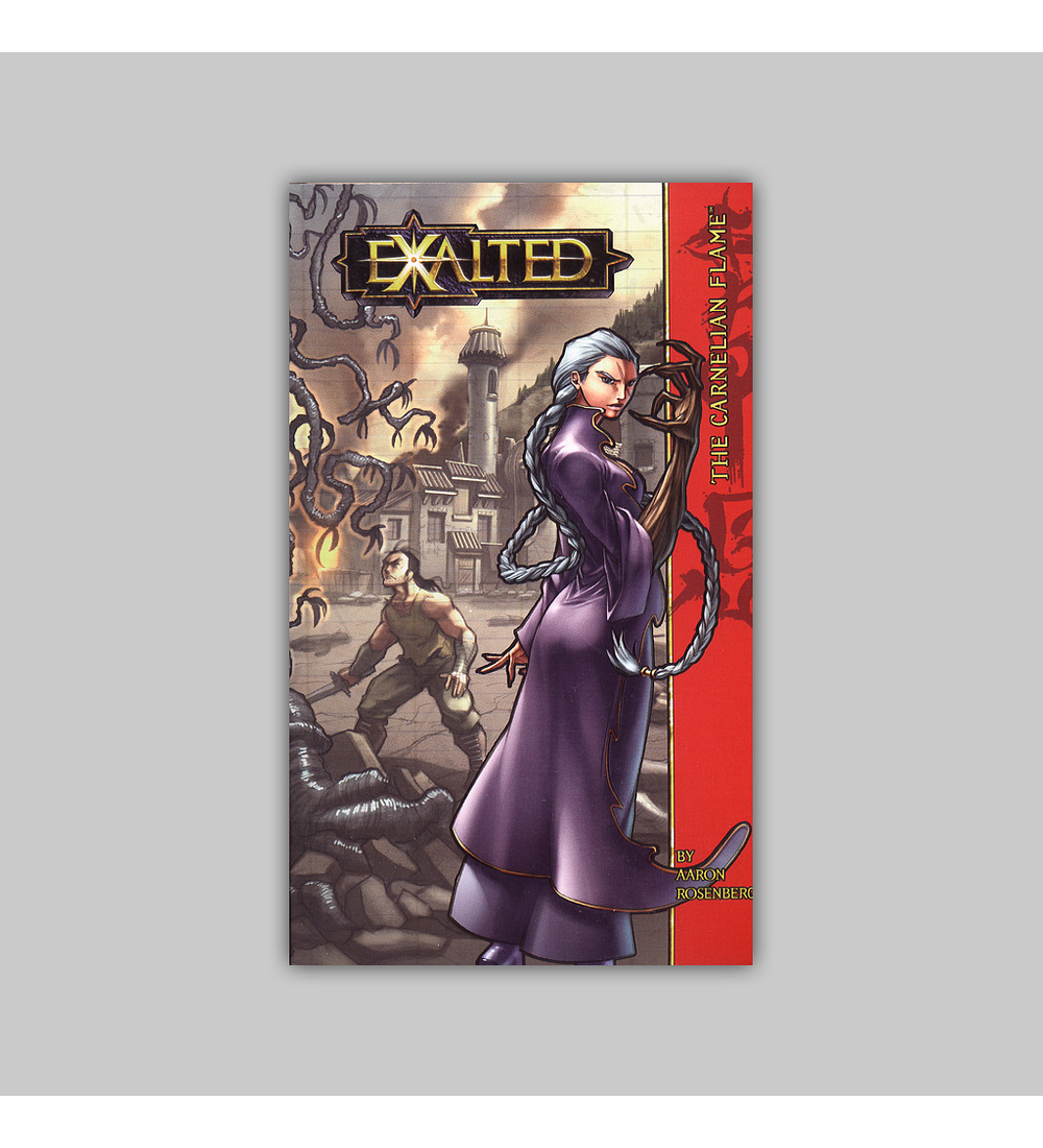 Exalted Vol. 06: The Carnelian Flame