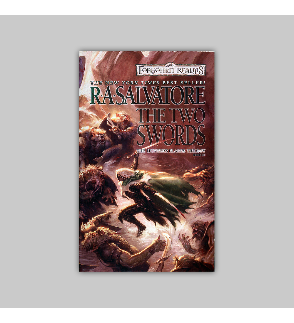 Forgotten Realms: Hunter's Blades Trilogy Vol. 03 - The Two Swords