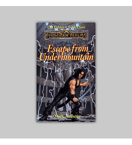 Forgotten Realms: The Nobles Vol. 03: Escape from Undermountain