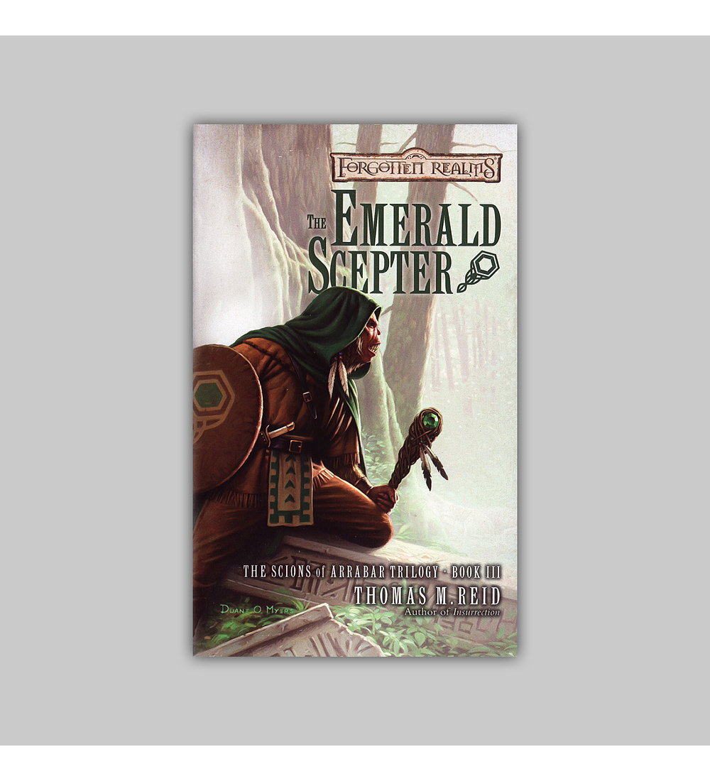 Forgotten Realms: The Scions of Arrabar Trilogy Vol. 03 - The Emerald Sceptre