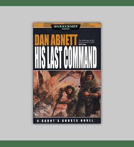 Warhammer 40.000: His Last Command HC
