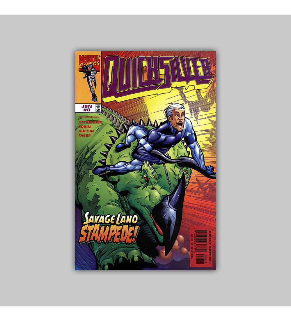Quicksilver 8 1998