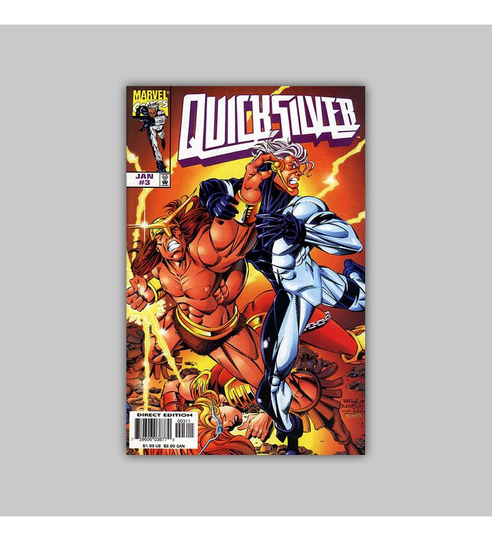 Quicksilver 3 1998