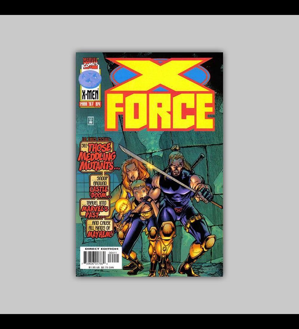 X-Force 64 1997