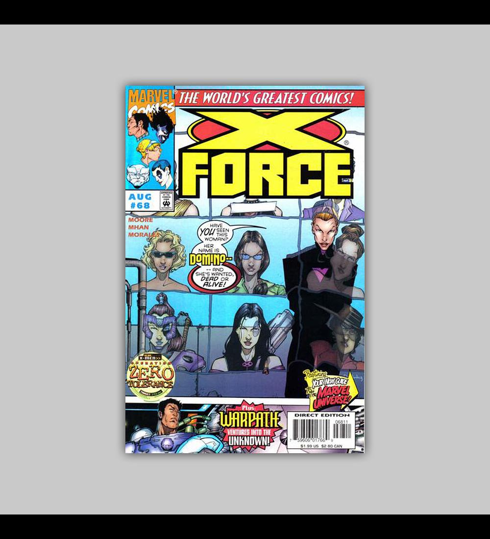 X-Force 68 1997