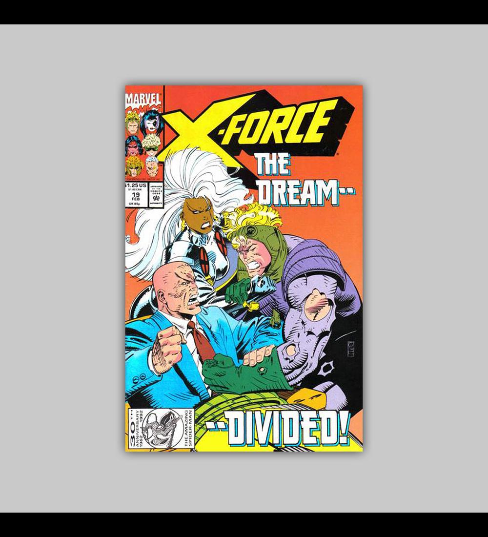 X-Force 19 1993