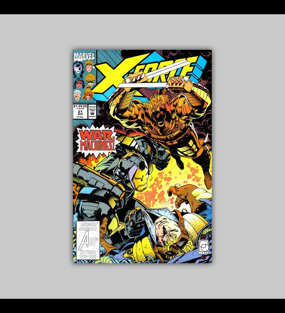 X-Force 21 1993