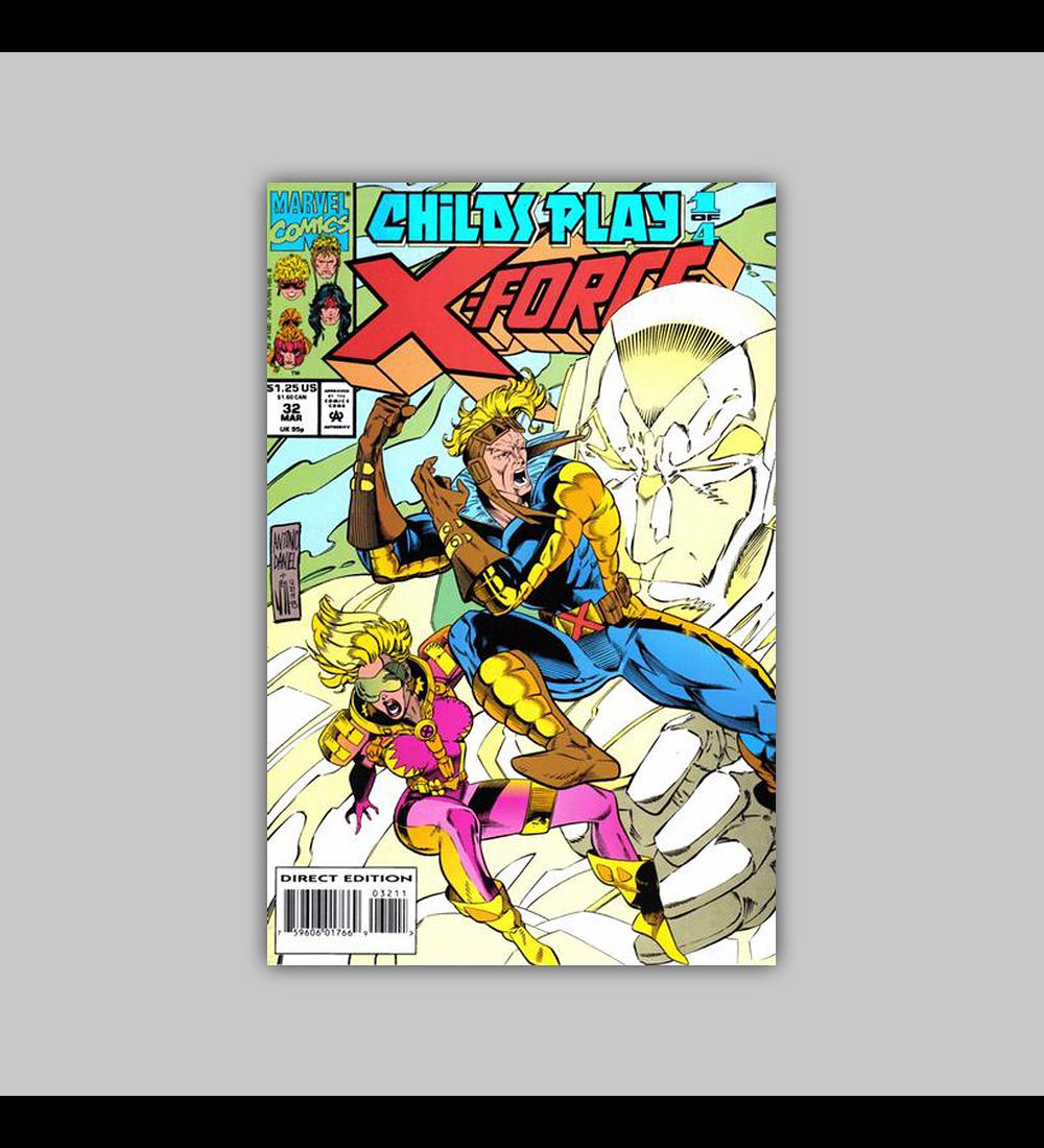 X-Force 32 1994