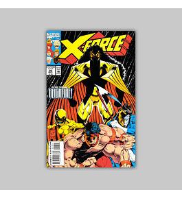 X-Force 26 1993