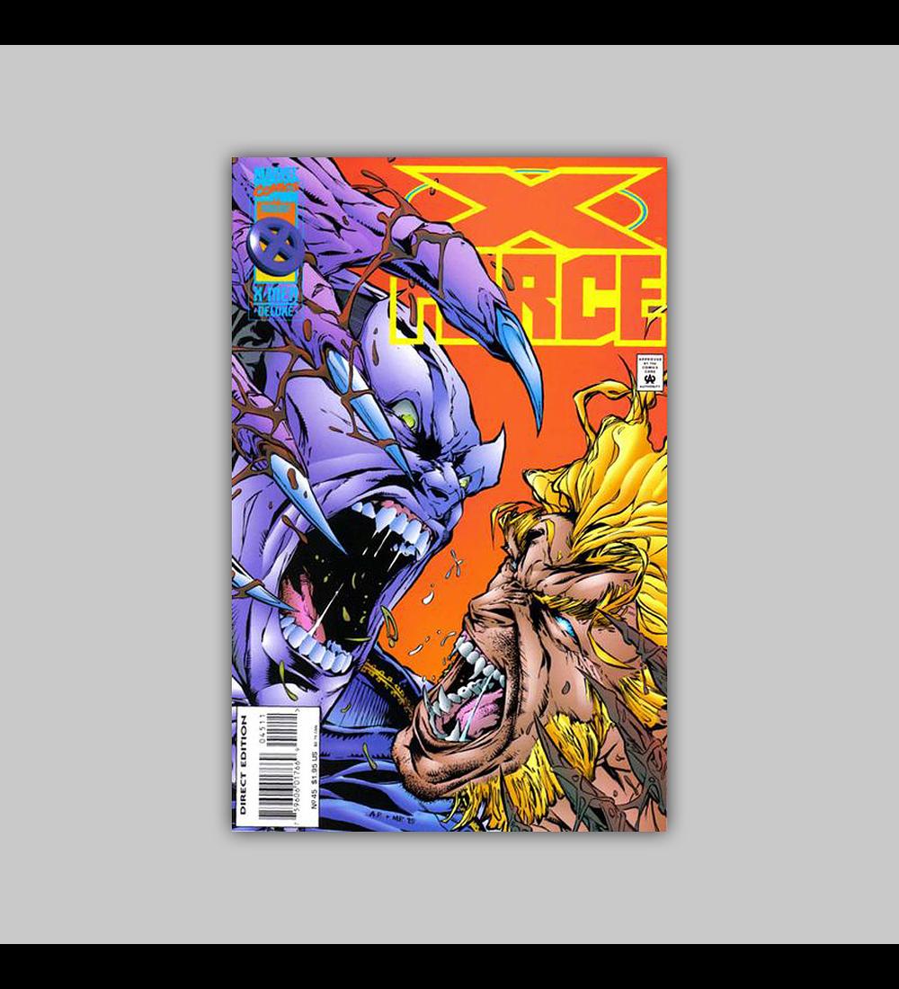 X-Force 45 1995