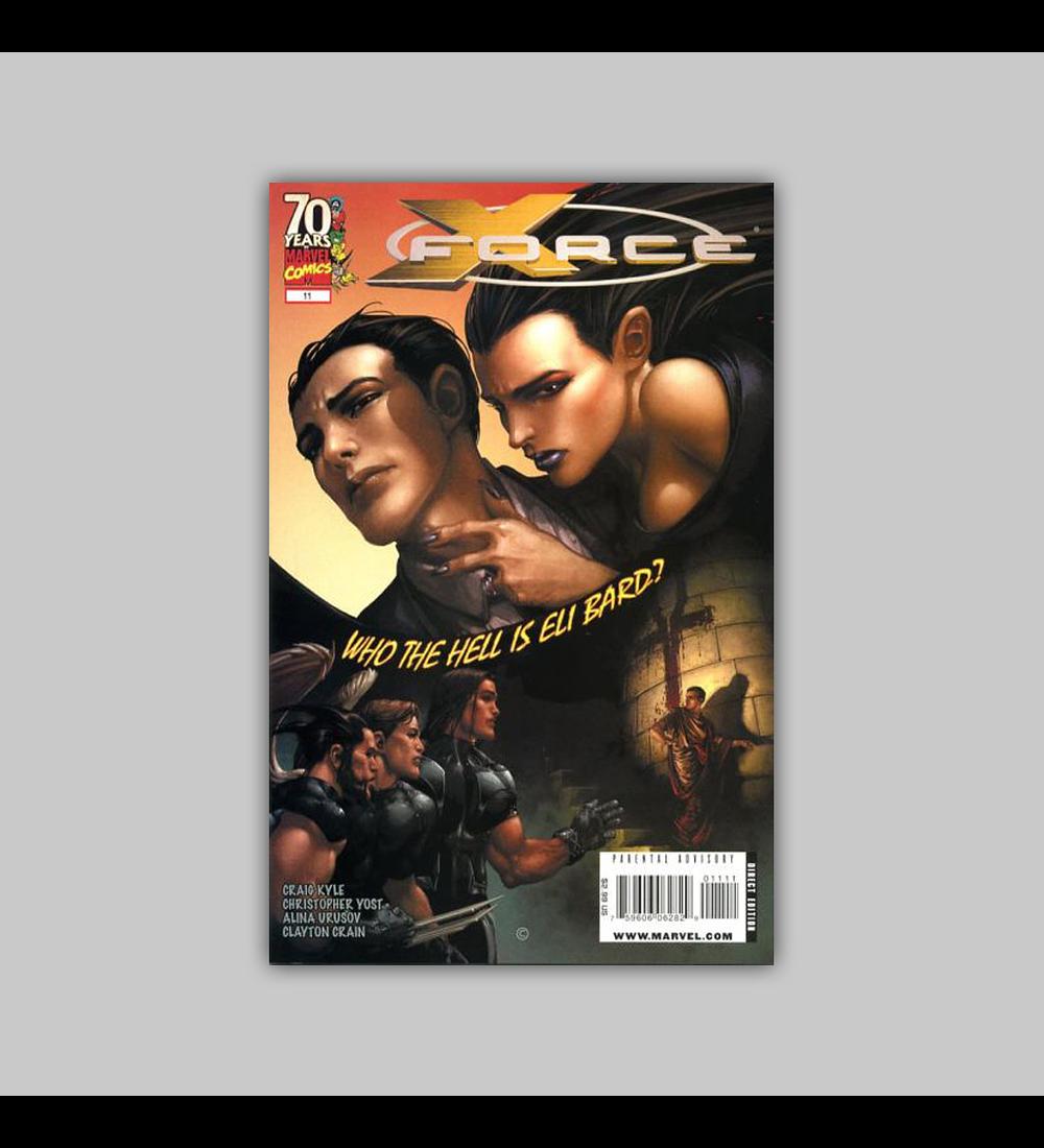 X-Force (Vol. 3) 11 2009