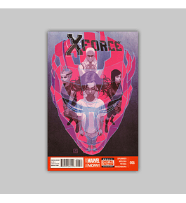 X-Force (Vol. 4) 6 2014