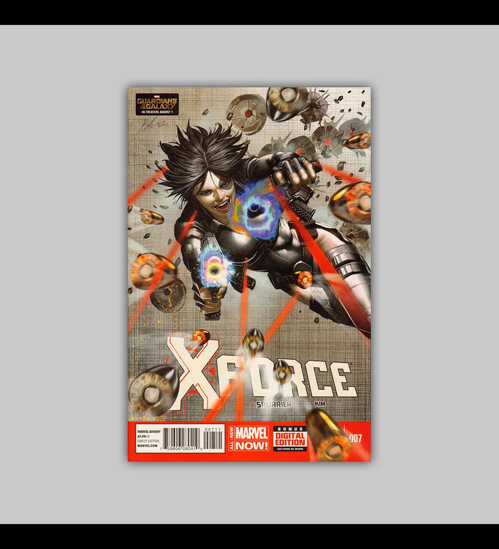 X-Force (Vol. 4) 7 2014