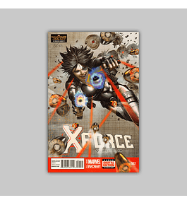 X-Force (Vol. 4) 7 2014