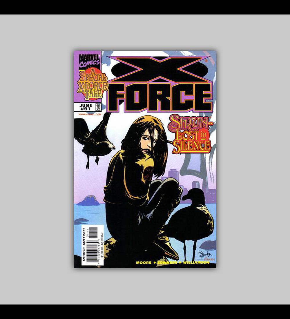 X-Force 91 1999