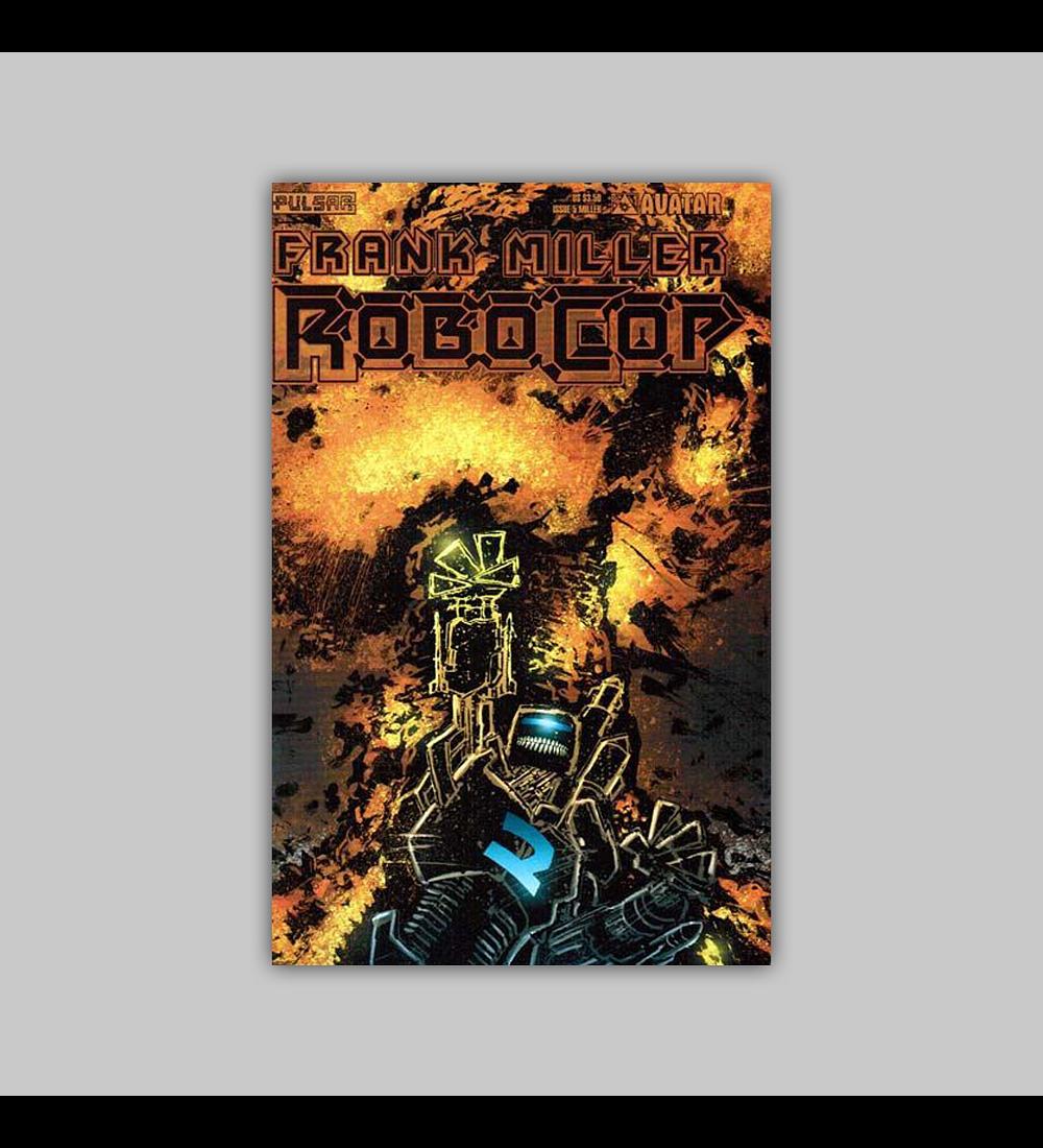 Frank Miller's Robocop 5 2004