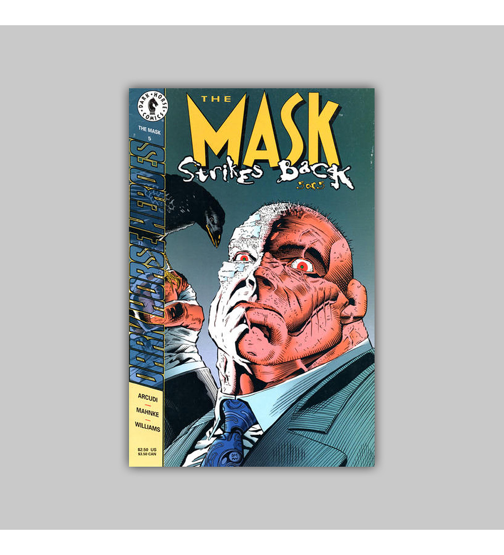 The Mask Strikes Back 5 1995