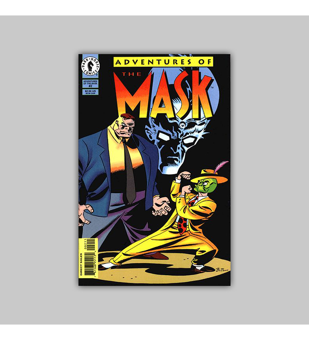 Adventures of the Mask 2 1996