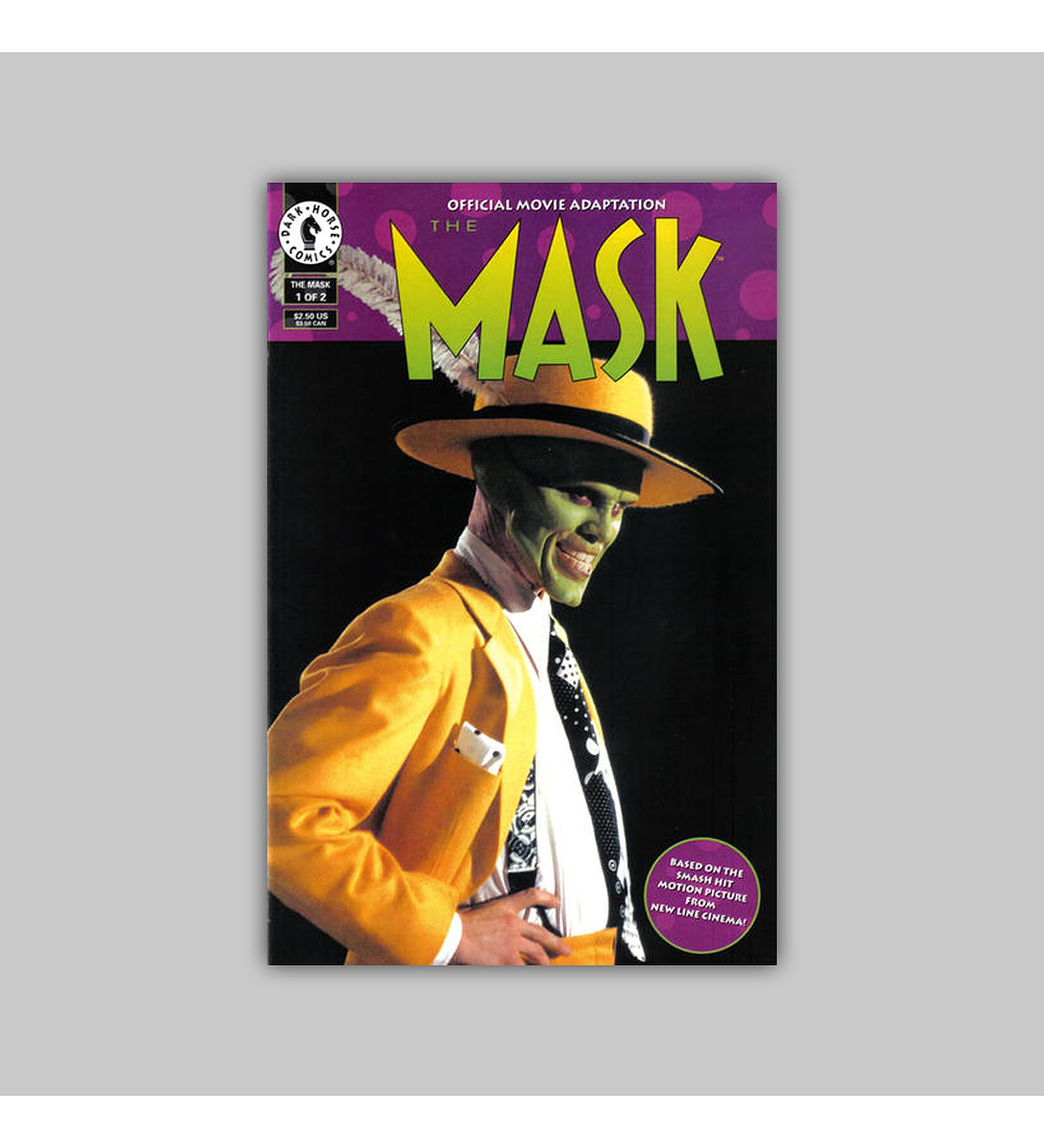 The Mask: Official Movie Adaptation 1 1994