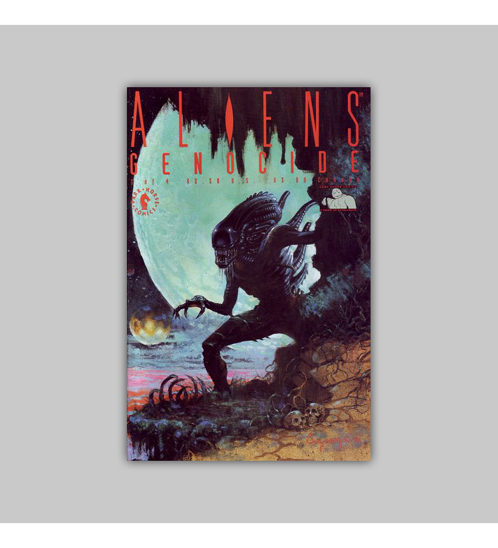 Aliens: Genocide (complete limited series) 1992