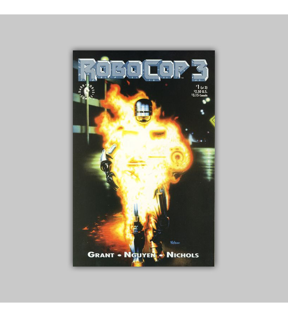 Robocop 3 (complete limited series) 1994