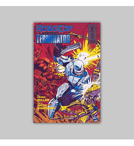 Robocop Versus Terminator 2 1992