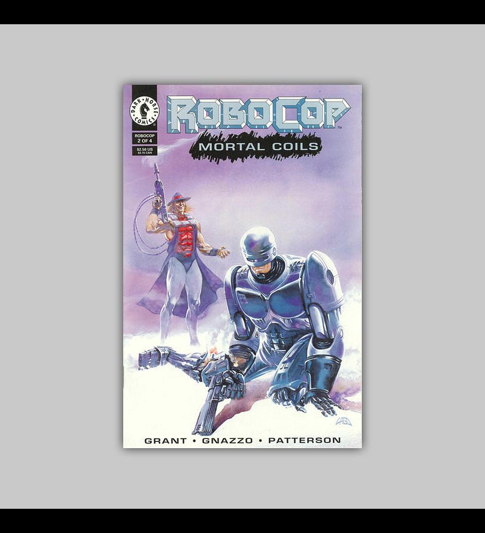 Robocop: Mortal Coils (complete limited series) 1993