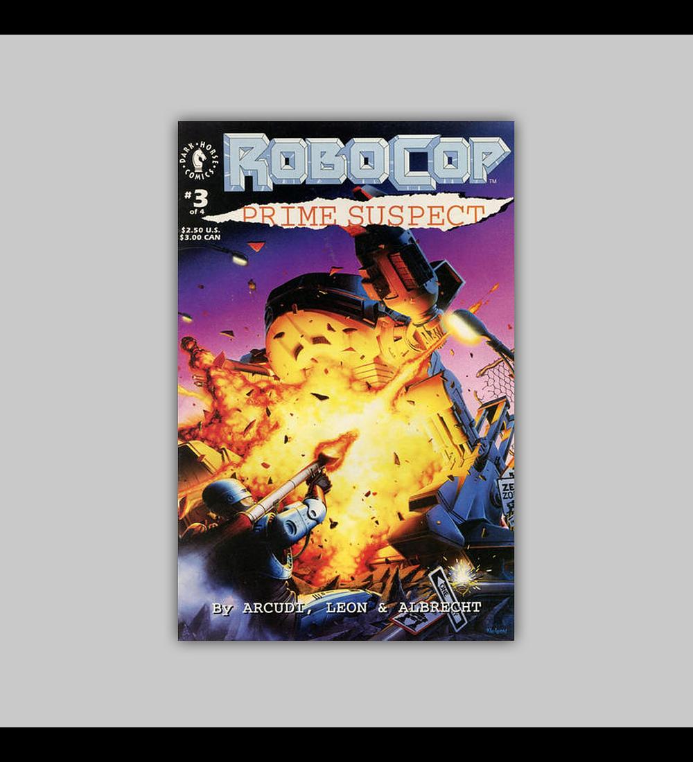 Robocop: Prime Suspect 3 1992
