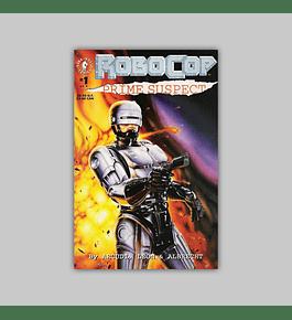 Robocop: Prime Suspect (complete limited series) 1992