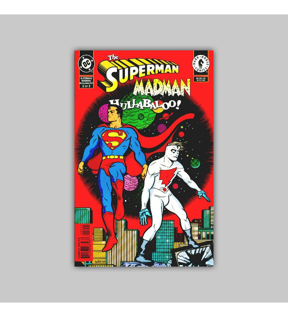 Superman/Madman Hullabaloo! 2 1997