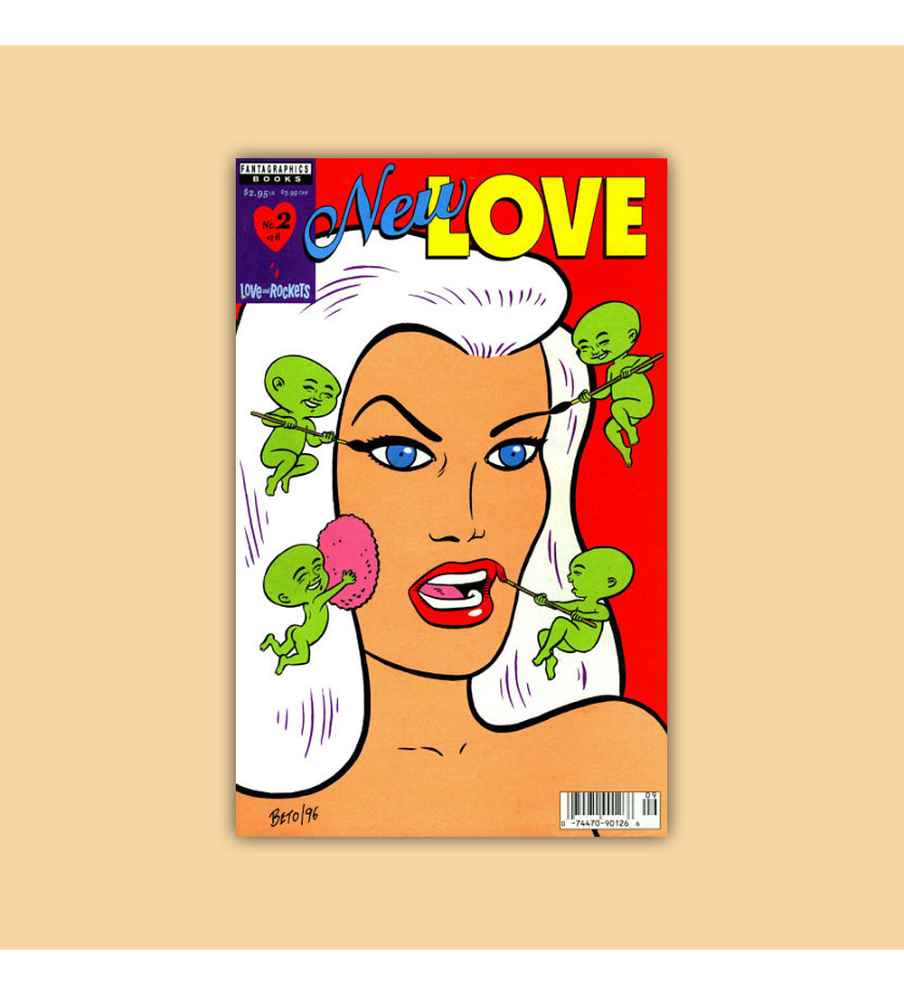 New Love (complete limited series) 1997