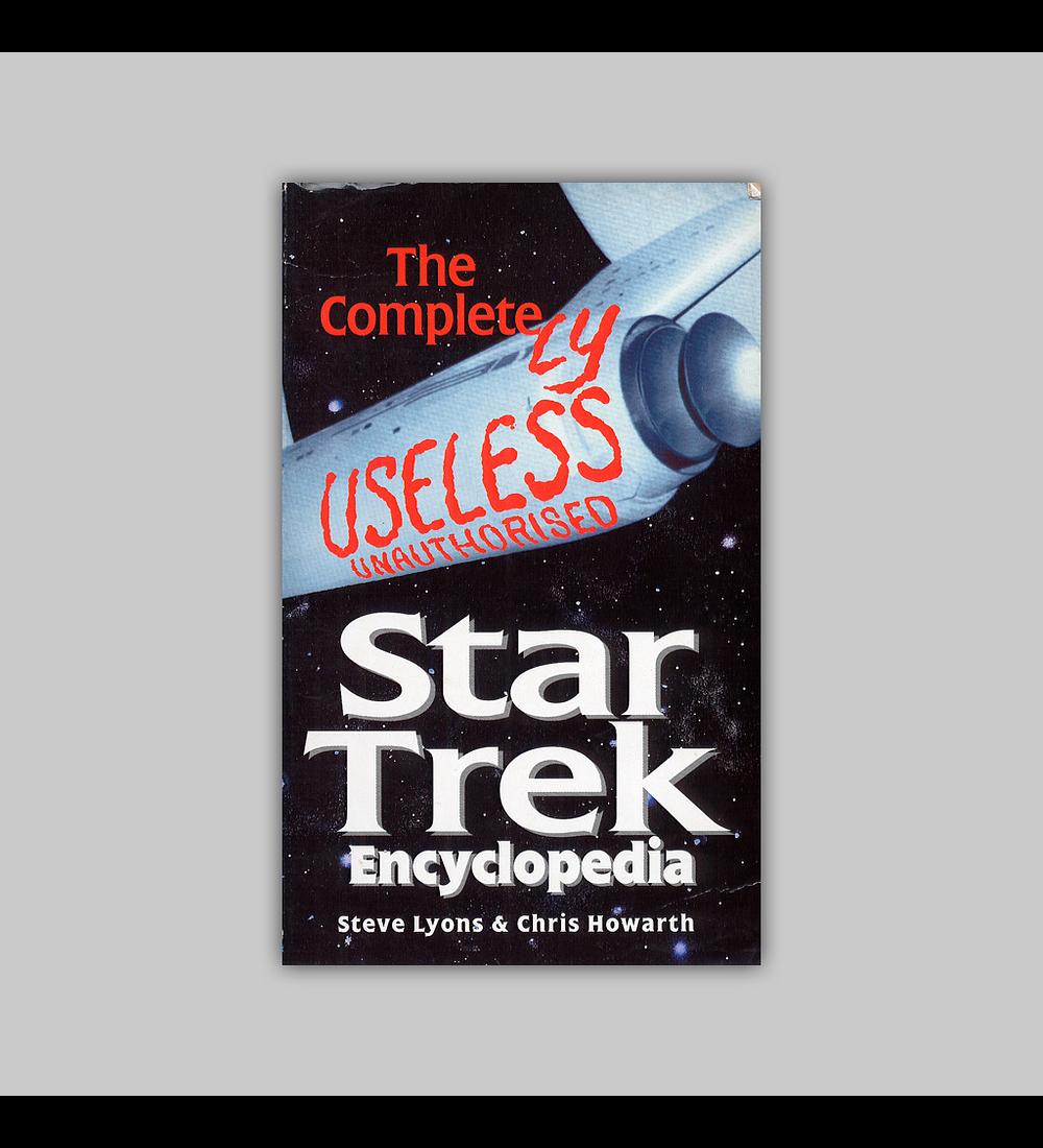 Completely Useless Unauthorised Star Trek Encyclopedia