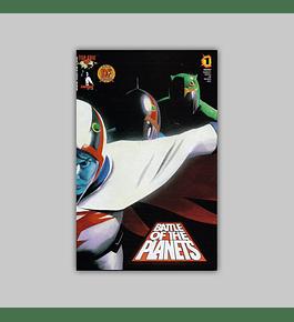 Battle of the Planets 1 Blue Foil 2002