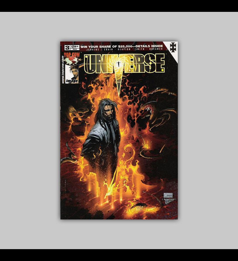 Universe 3 2001