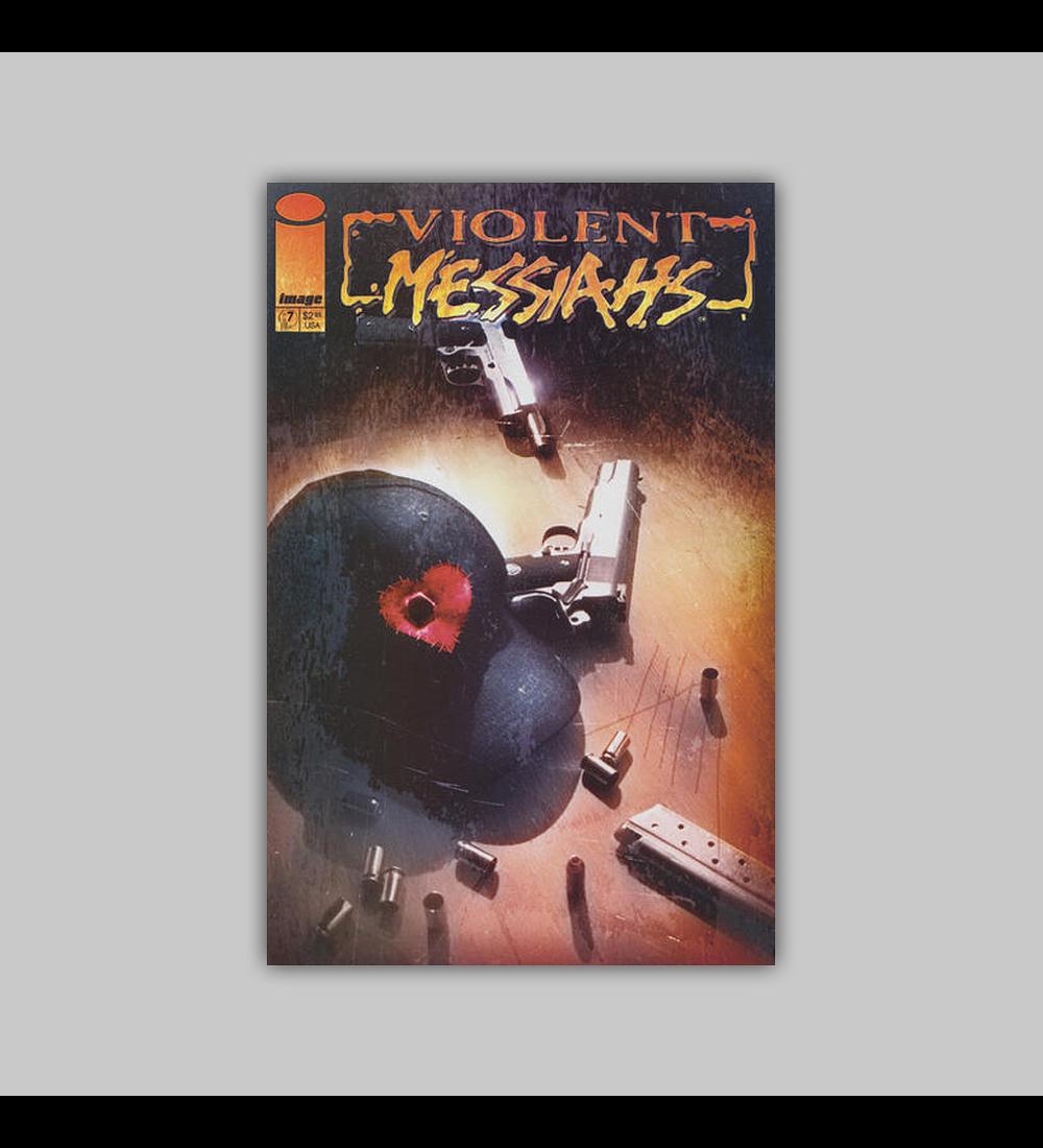 Violent Messiahs 7 2001