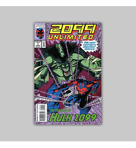 2099 Unlimited 1 1993