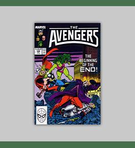 Avengers 296 1988