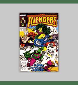 Avengers 297 1988