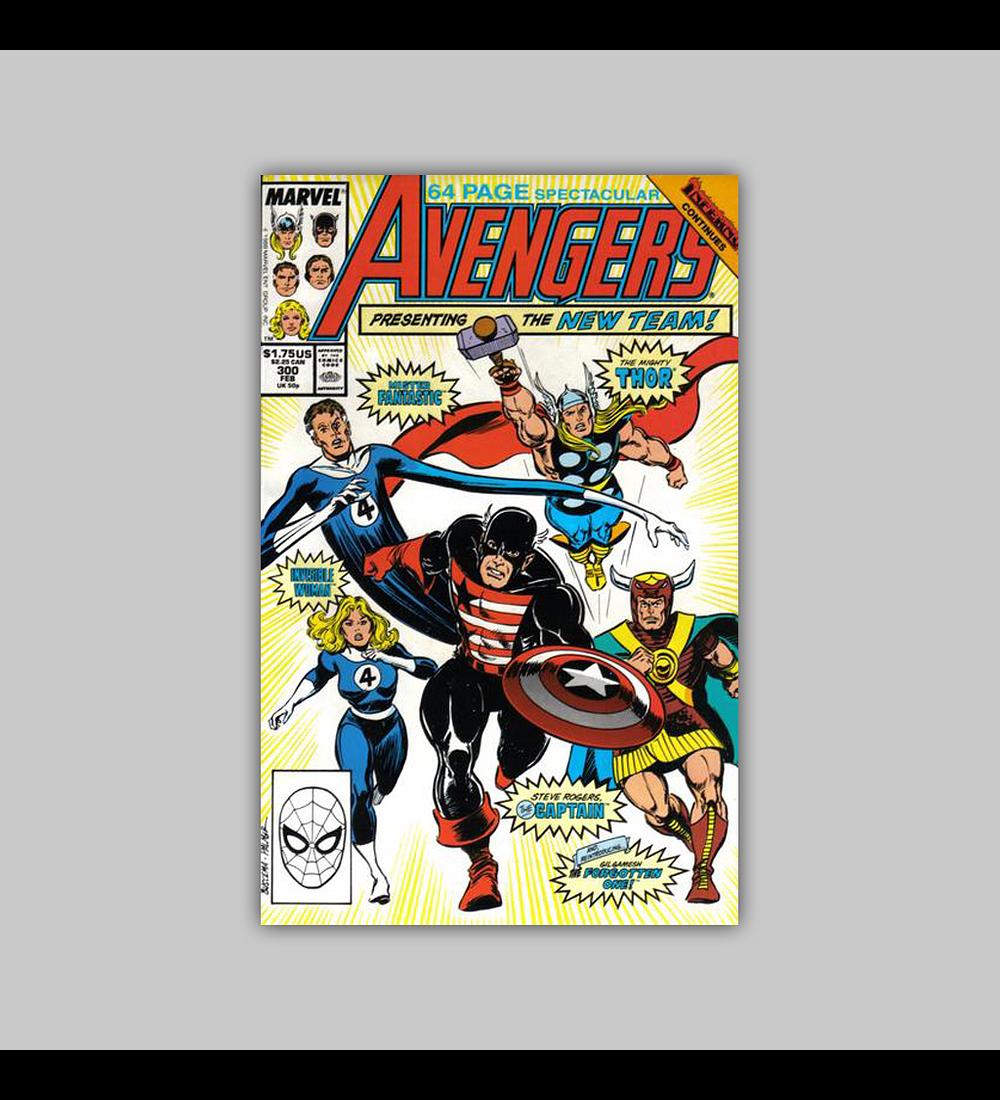 Avengers 300 1989