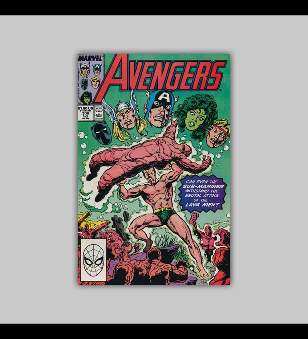Avengers 306 1989