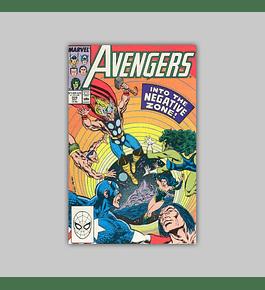 Avengers 309 1989