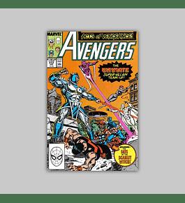 Avengers 313 1990