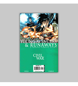 Civil War: Young Avengers and Runaways (complete limited series) 2006