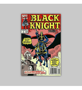 Black Knight 1 VF/NM (9.0) 1990