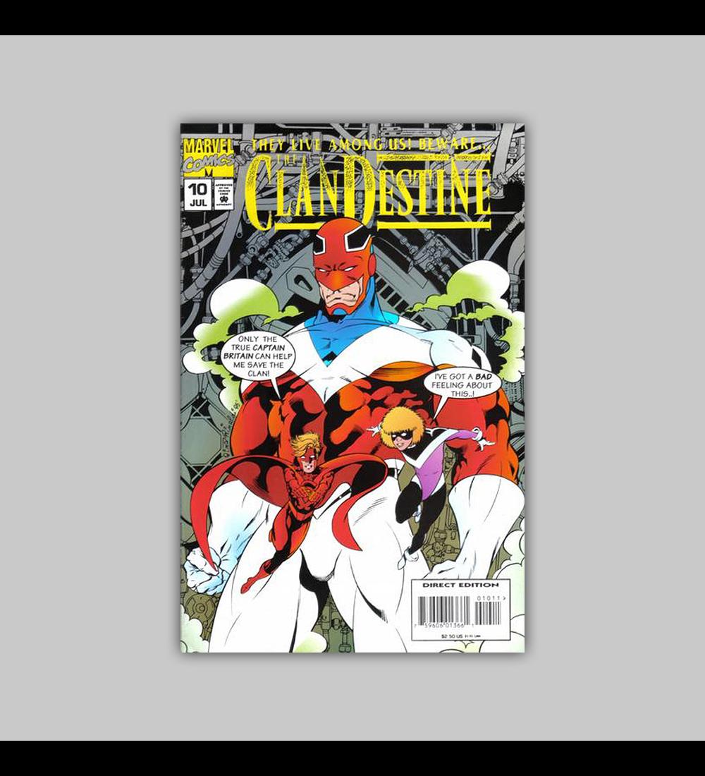 Clandestine 10 1995