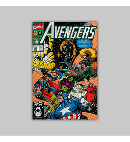 Avengers 330 1991