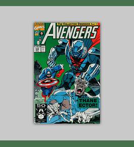 Avengers 334 1991