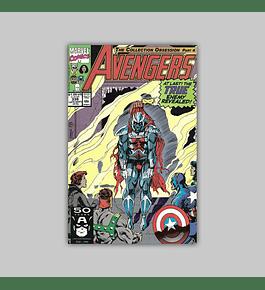 Avengers 338 1991